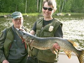 Welcome to the great zander and pike fishing waters of the Tampere Region!
